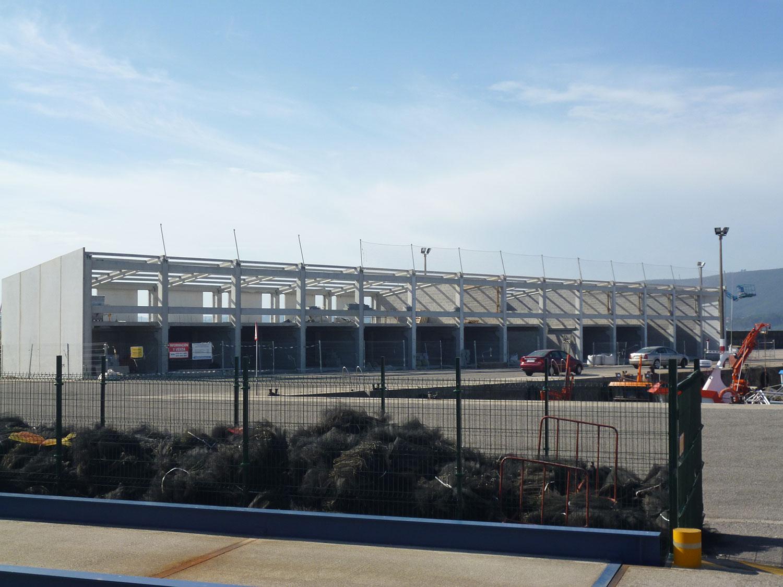 Ferrocar Puerto de Boiro